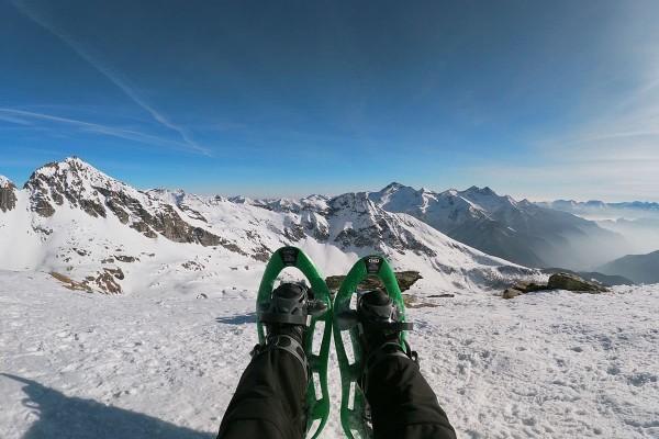 Inverno al Rifugio Arp - Ciaspole e sci d'alpinismo